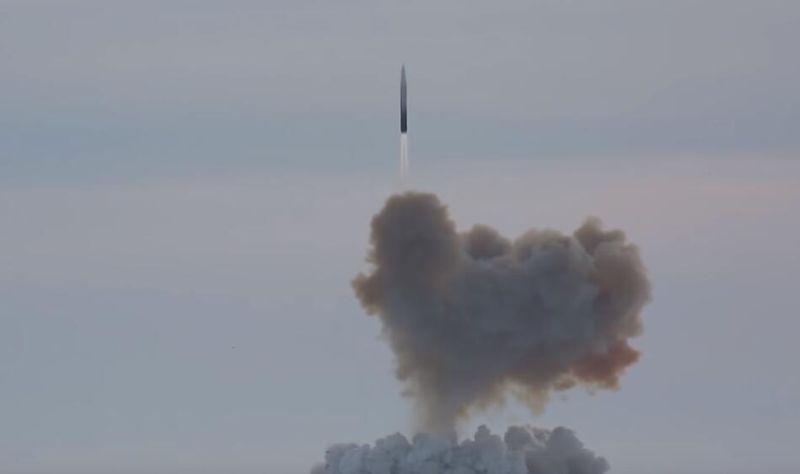 俄罗斯军方向美国检查人员公开展示20倍音速绝密武器